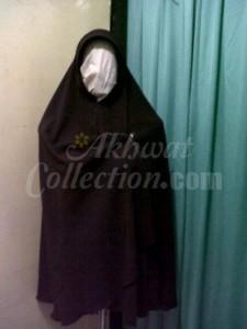 Jilbab Besar Semi Instan